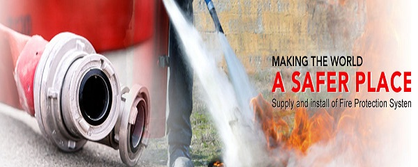 Fire fighting system in Bangladesh