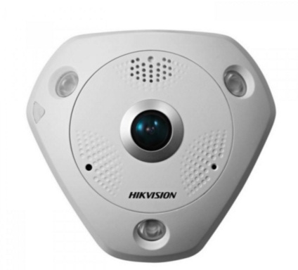 Hikvision Fisheye Network Camera