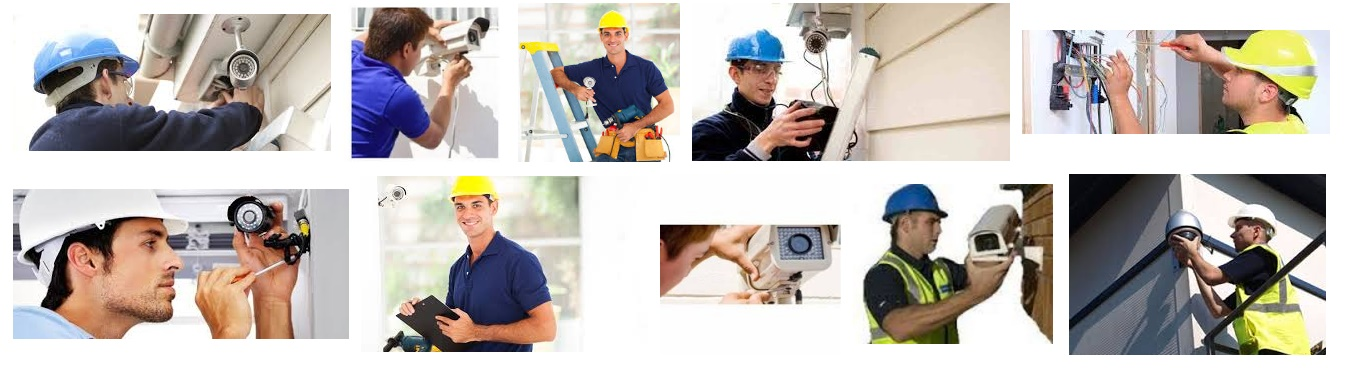 HD CCTV IP Camera Maintenance