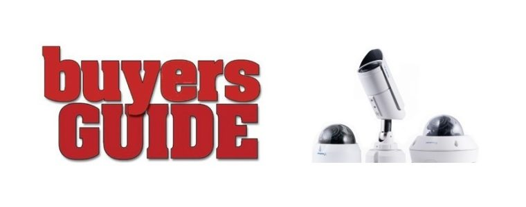 CCTV Camera Buyer Guide