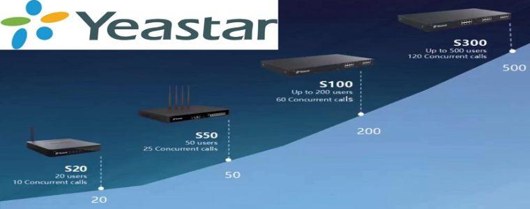 Yeastar IP PBX Solution