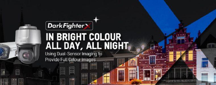 Hikvision Darkfighter technology