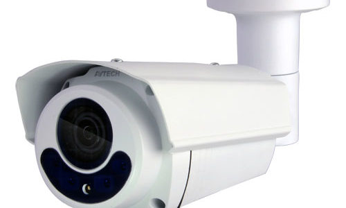 Avtech 5 Mega Pixel IP Camera