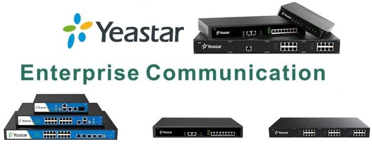Yeastar S Series IP PBX
