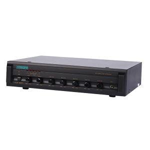 MP600PIII DSPPA 250W 3 Mic & 2 AUX Mixing Amplifier