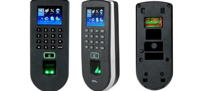 ZKTeco F19 Time Attendance | Access Control | Unicode Technology