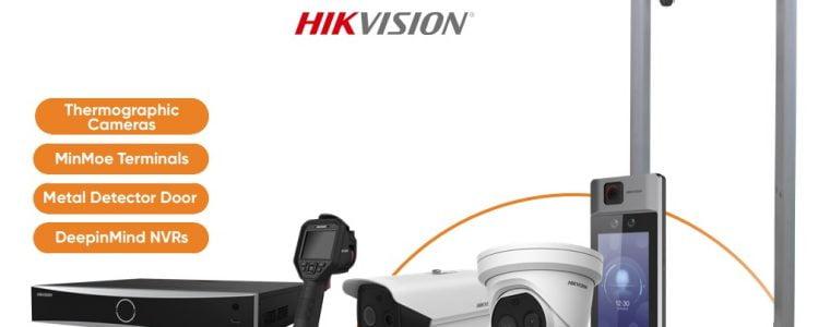HikvisionHuman Temperature Detecting Thermal Camera Bangladesh